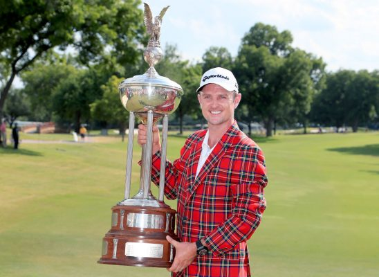 Justin Rose to block out Fort Worth win heading to Ohio