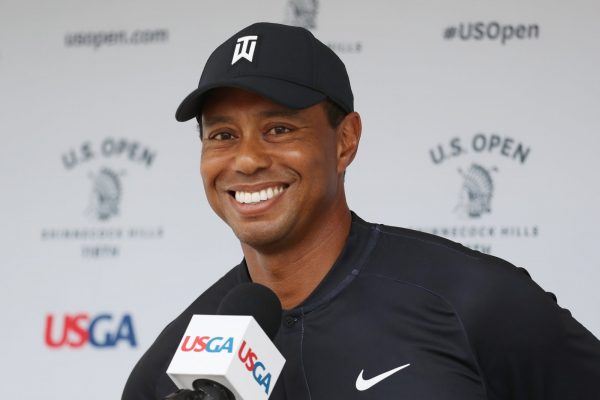 Woods targets first win